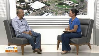 Presidente da Abav fala sobre o desenvolvimento do turismo em Roraima - Ricardo Peixoto destaca o crescimento do turismo e o surgimento de novas vagas de trabalho em todo estado.