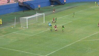 Flamengo goleia o Iranduba por 3 a 0, na Arena da Amazônia; veja como foi a partida - Duelo ocorreu neste domingo e foi válido pela primeira rodada do Brasileiro feminino