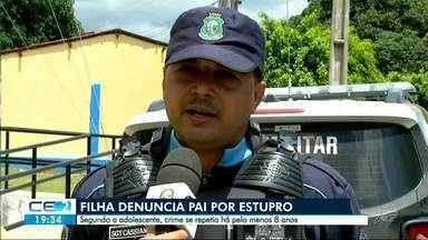 Homem é preso, suspeito de estuprar duas filhas em Caririaçu - Suspeito foi denunciado pela própria filha mais velha