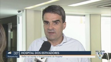 Novo convênio repassará R$ 54 milhões para Hospital dos Estivadores em Santos - Valor é válido para o exercício de 2019 e deverá ser fornecido ao longo do ano, em parcelas de R$ 4,5 milhões mensais.