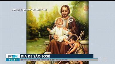 São José representa o exemplo de dedicação e zelo pela família para devotos - São José representa exemplo de zelo pela família para devotos