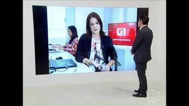 Confira os destaques do G1 nesta quinta-feira (21) - Homem é preso suspeito de estuprar filha de 10 anos em Novorizonte, no Norte de Minas.