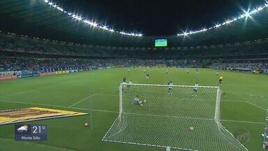 Caldense perde para o Cruzeiro e vai enfrentar o América-MG nas quartas de final - Caldense perde para o Cruzeiro e vai enfrentar o América-MG nas quartas de final