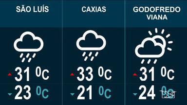 Confira as variações do tempo nesta quinta-feira (21) no Maranhão - Veja como deve ficar o tempo e a temperatura em São Luís e no Maranhão.