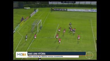 Esporte: Cruzeiro e Atlético vencem pelo Campeonato Mineiro - Confira outras notícias do esporte.