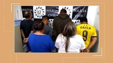 Operação Farroupilha cumpriu mandados de prisão em Getúlio Vargas e região - A operação foi realizada nesta quinta-feira.