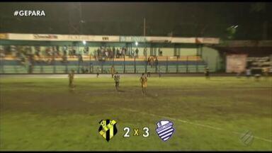 Castanhal perde para o CSA no Modelão e dá adeus à Copa BR Sub-20 - Mesmo com dois jogadores a menos, time alagoano vence o Japiim por 3 a 2 e segue na competição