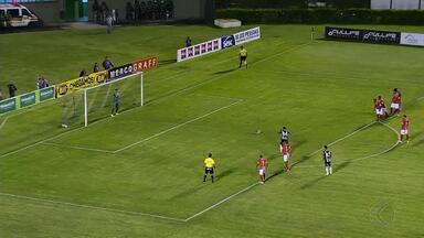 Tupynambás perde para Atlético-MG, mas se classifica no Estadual - Baeta perde por 2 a 1 em Juiz de Fora e volta a enfrentar o Galo nas quartas