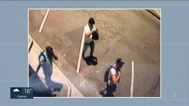 Bandidos alugam apartamentos e fazem arrastão - Três integrantes da quadrilha estão presos. A polícia procura outros cinco.