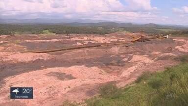 Polícia Federal apura crimes ambientais e de homicídio em caso de rompimento de barragem - Polícia Federal apura crimes ambientais e de homicídio em caso de rompimento de barragem