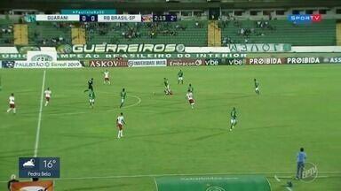 Ponte Preta e Guarani encerram participação na primeira fase do Campeonato Paulista - Macaca joga nesse domingo contra o Bragantino, às 19h. Já o Bugre enfrenta o Mirassol, às 17h, nesta quinta-feira (21).