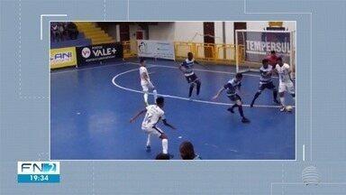 Futsal de Dracena inicia Copa Paulista com vitória - Time da região venceu o São Caetano por 1 a 0.