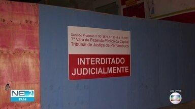 Sete apartamentos do Edifício Holiday faltam ser desocupados - Prédio em Boa Viagem teve interdição decretada pela Justiça.