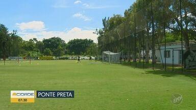 Ponte Preta deve escalar reservas no troféu interior - Torneio reúne as equipes não classificadas para a fase final do Paulistão.