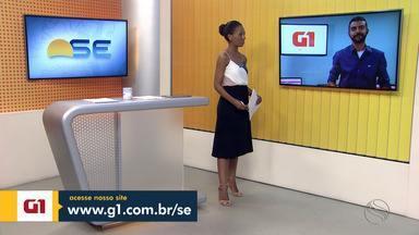 Anderson Barbosa apresenta os principais destaques do G1 Sergipe - Anderson Barbosa apresenta os principais destaques do G1 Sergipe.