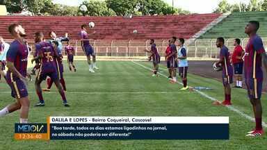 Toledo e FC Cascavel vivem situações complicadas no segundo turno do Paranaense - O Cascavel CR está em uma situação mais confortável.