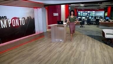 GloboNews Em Ponto - Edição de segunda-feira, 25/03/2019