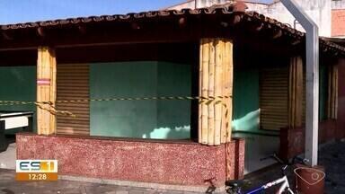 Duas mulheres são mortas a tiros dentro de bar em Linhares, ES - Polícia investiga o caso.