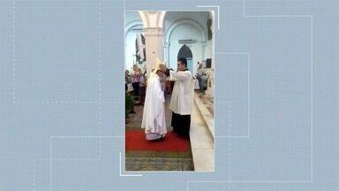 Bispo de Corumbá toma posse no fim de semana em cerimônia lotada e emocionante - Bispo de Corumbá toma posse no fim de semana em cerimônia lotada e emocionante.
