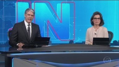 Jornal Nacional, Íntegra 25/03/2019 - As principais notícias do Brasil e do mundo, com apresentação de William Bonner e Renata Vasconcellos.
