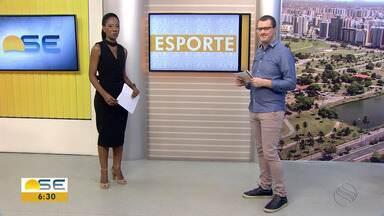 Confira as notícias do esporte desta terça (26/03) - Thiago Barbosa destaca jogos decisivos de Sergipe e Confiança no Hexagonal.