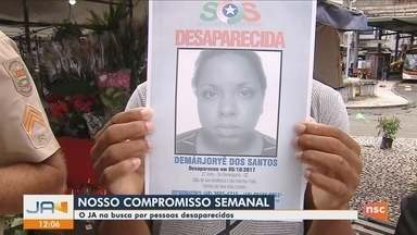 Confira o quadro 'Desaparecidos' desta terça-feira (26) - Confira o quadro 'Desaparecidos' desta terça-feira (26)