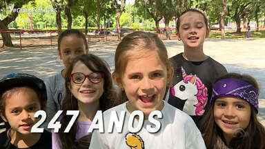Porto Alegre, a capital que agrega esportes, completa 247 anos nesta terça-feira (26) - Assista ao vídeo.