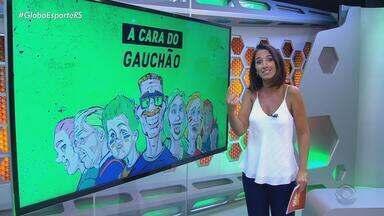 Globo Esporte RS - Bloco 2 - 26/03/2019 - Assista ao vídeo.