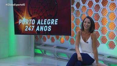 Globo Esporte RS - Bloco 3 - 26/03/2019 - Assista ao vídeo.