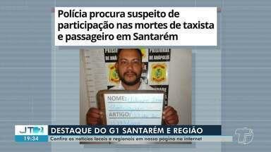 Divulgação de identidade de homicida é destaque no G1 Santarém e Região - Veja e outros notícias no G1 Santarém e Região.