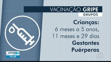 JPB2JP: Vacinação nacional contra a gripe é antecipada - A partir de 10 de abril.