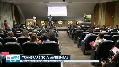 Especialistas do ES explicam sobre a importância dos dados ambientais - Evento que tratou sobre o tema aconteceu na sede da Rede Gazeta, em Vitória.