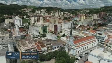 EPTV 40 anos: conheça Serra Negra, uma das 49 cidades da área de cobertura da emissora - Serra Negra (SP) tem 190 anos e ganhou fama a partir da década de 40, quando ficou conhecida pelo uso das águas no tratamento para a saúde.