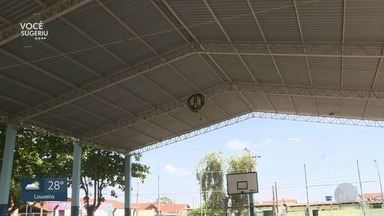 Centro comunitário abandonado revolta moradores em Limeira - Unidade do Pq. Nossas Senhora das Dores, em Limeira (SP), está sem condições de uso e incomoda moradores.