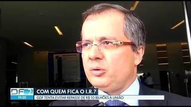 GDF quer reverter decisão do TCU - De acordo com os ministros, o DF teria que devolver R$ 10 bilhões à União