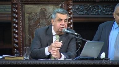 Justiça Federal condena os ex-deputados da cúpula do MDB na Assembleia do Rio - O ex-presidente da Alerj, Jorge Picciani, foi condenado a 21 anos de prisão.
