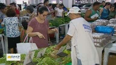 Produtos orgânicos ganham preferência dos consumidores - Produtores investem em frutas e verduras sem agrotóxicos.