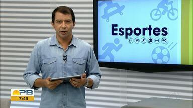Kako Marques traz notícias do Esporte paraibano desta segunda-feira, 1º - Veja as principais notícias.