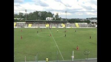 São Gabriel vence Inter-SM pela Divisão de Acesso - O placar ficou em 2 a 0.
