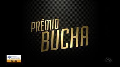 Confira quem são os 20 golaços concorrentes ao 'Prêmio Bucha' - Assista ao vídeo.