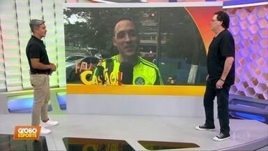 Fala, Casão! Comentarista diz quem deve substituir Goulart no Palmeiras na Libertadores - Fala, Casão! Comentarista diz quem deve substituir Goulart no Palmeiras na Libertadores