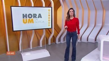 Hora 1 - Edição de quinta-feira, 04/04/2019 - Os assuntos mais importantes do Brasil e do mundo, com apresentação de Monalisa Perrone