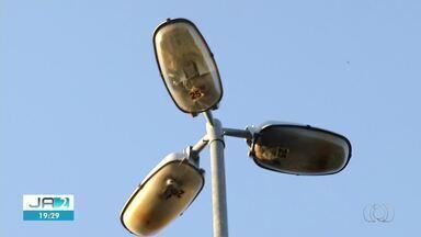 Relatório aponta uso indevido de energia elétrica em Palmas e moradores citam escuridão - Relatório aponta uso indevido de energia elétrica em Palmas e moradores citam escuridão