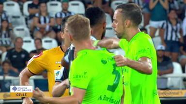 Juventude empata em 1 a 1 com o Botafogo no Rio de Janeiro - Assista ao vídeo.