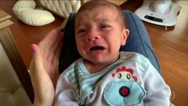 Sou pai, e agora?: os tipos de choro - Você sabe identificar os tipos de choro? Mais um desafio pro papai de primeira viagem Julio Rocha.