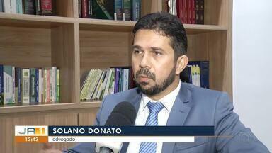 Prefeito de Formoso do Araguaia é condenado por desvio de dinheiro público - Prefeito de Formoso do Araguaia é condenado por desvio de dinheiro público