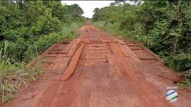 Governo do estado vai liberar dinheiro para obras de infraestrutura - Asfaltamento, construção de pontes e manutenção de rodovias, são 114 obras em 90 municípios.
