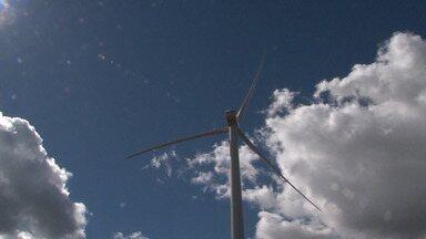 Bahia é um dos estados mais importantes na geração de energia eólica do país - Confira mais informações no g1.com.br/bahia.
