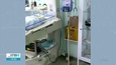 Superlotação no Hospital e Maternidade Dona Regina deixa recém-nascidos em perigo - Superlotação no Hospital e Maternidade Dona Regina deixa recém-nascidos em perigo