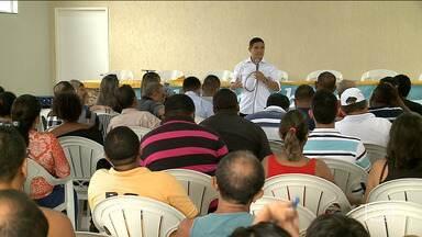 Cansados de esperar por solução, moradores realizam audiência pública no Maranhão - Moradores do bairro Alto do Turu em São José de Ribamar realizaram audiência para tentar solucionar problemas de infraestrutura na região.